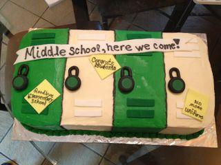 Locker cake